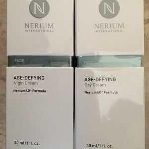NERIYM AD NIGHT AND DAY CREAMS